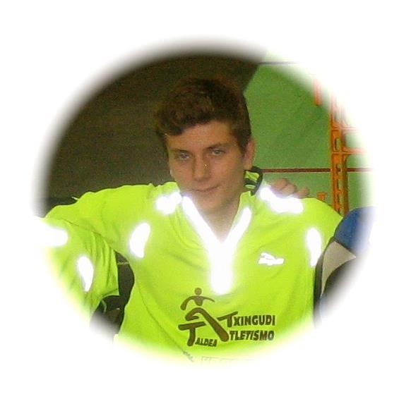 Campeonatos de España Juvenil de pista cubierta