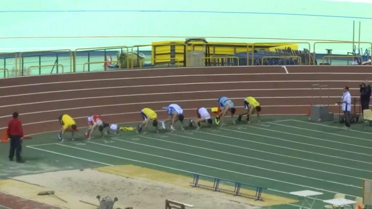 Resultados Campeonatos de Euskadi Absolutos de pista cubierta