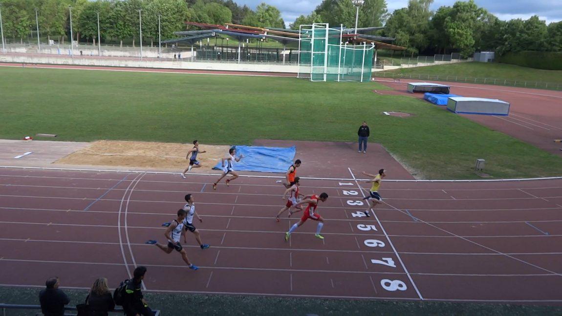 Actividad del Txingudi Atletismo Taldea