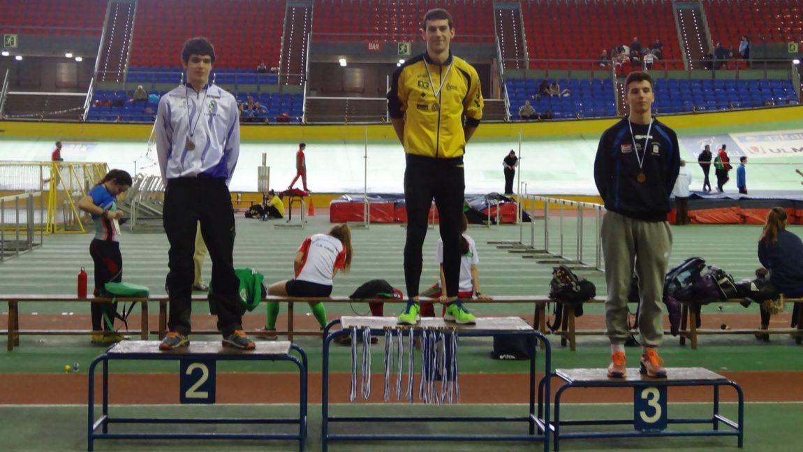 Campeonatos de Gipuzkoa Absolutos de pista cubierta