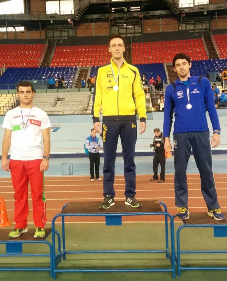 Campeonatos de Gipuzkoa Cadete, Juvenil y Junior + PLP