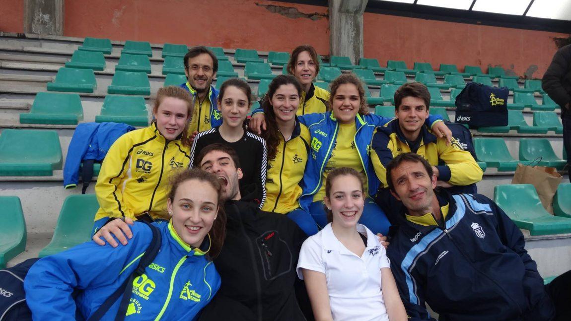 Campeonato de Gipuzkoa en las categorías de Cadete, Juvenil, Junior y Veteranos
