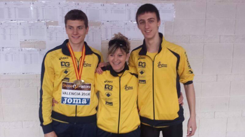 Resultado del Campeonato de España Juvenil de pista cubierta