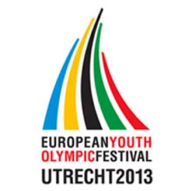 Juanjo en el Festival Olímpico de la Juventud