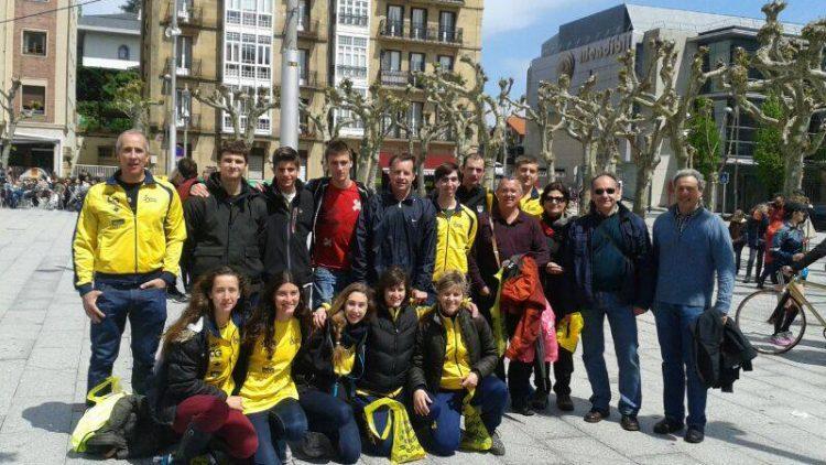 Medio maratón Irun y PLP Pamplona