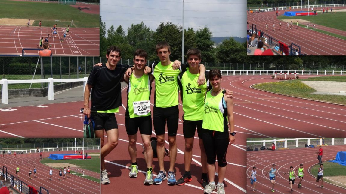 Campeonatos de Euskadi Absolutos de atletismo