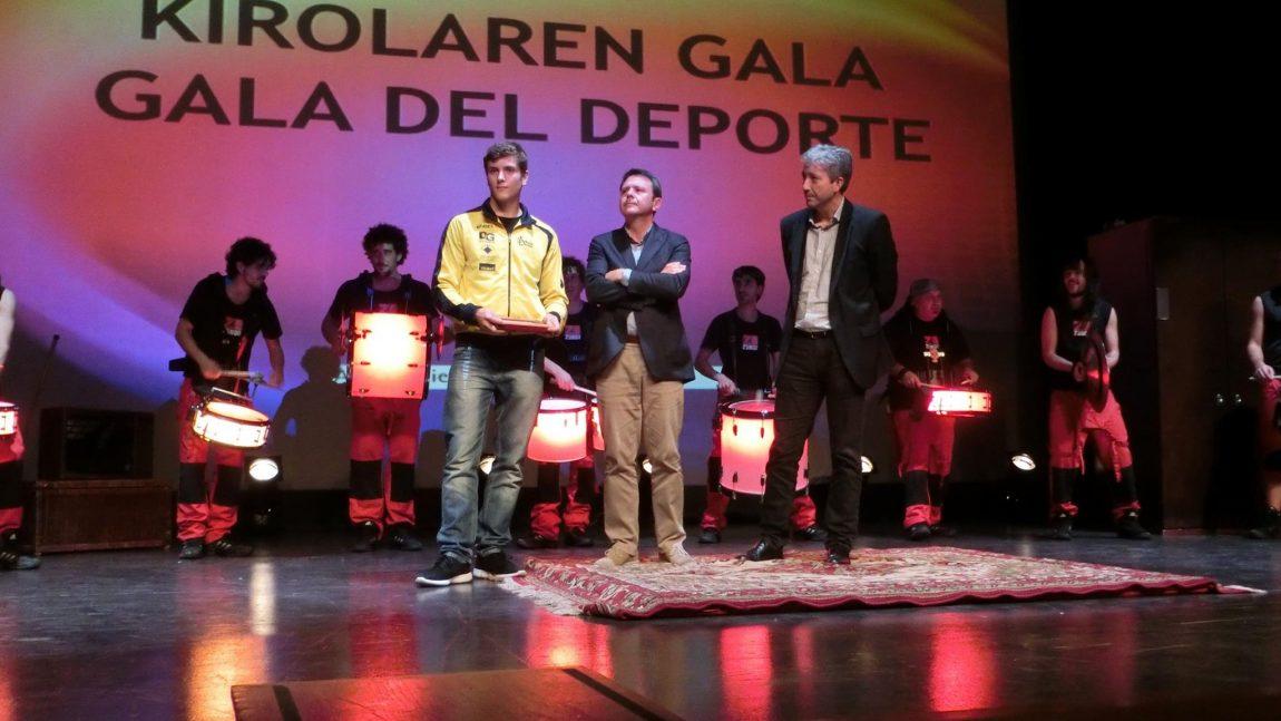 Mejor deportista irunés de 2014