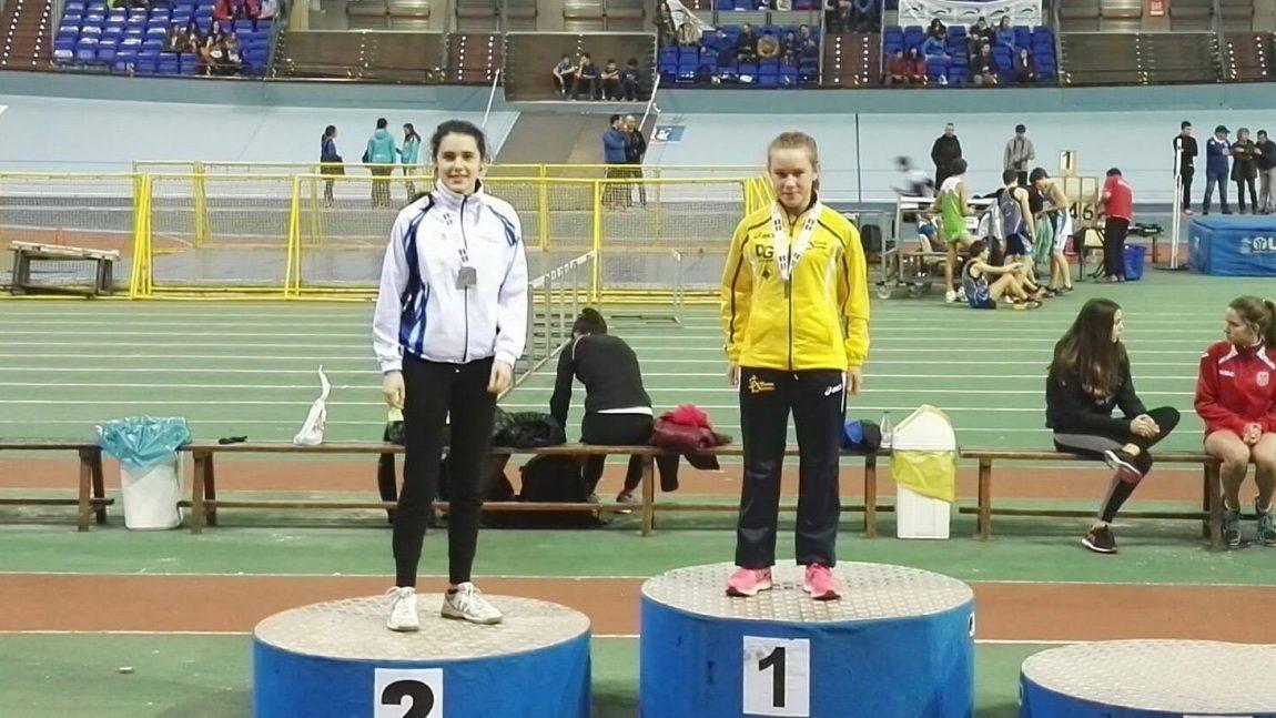 Campeonatos de Euskadi de pista cubierta Cadete, Juvenil y Junior