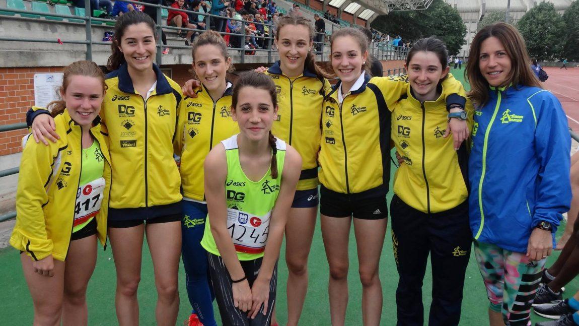 Campeonato de Gipuzkoa Absoluto y Campeonato de Euskadi Escolar