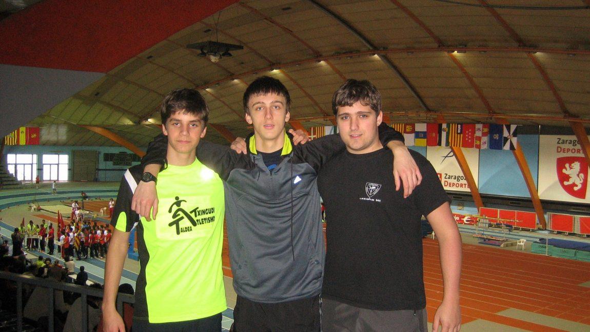 Campeonatos de España Promesa Pista Cubierta