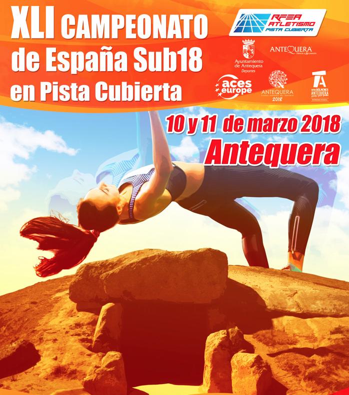 BRONCE DE ALEXANDER ARAUJO EN EL CAMPEONATO DE ESPAÑA SUB 18