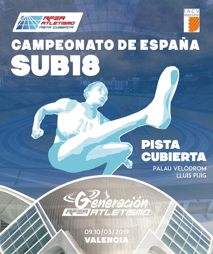 CAMPEONATO DE ESPAÑA SUB18 2019 P.C.