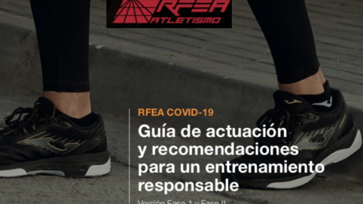 R.F.E.A. (GUÍA DE ACTUACIÓN COVID-19)